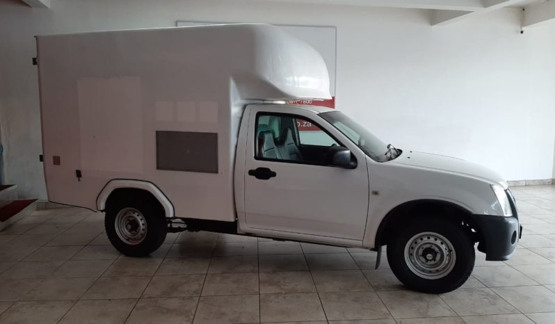 2013 Isuzu KB Series 250 D-TEQ Fleetside Safety Single cab Bakkie full