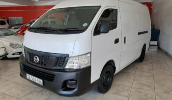 2015 Nissan NV350 2.5dCi Wide F/C Panel van full